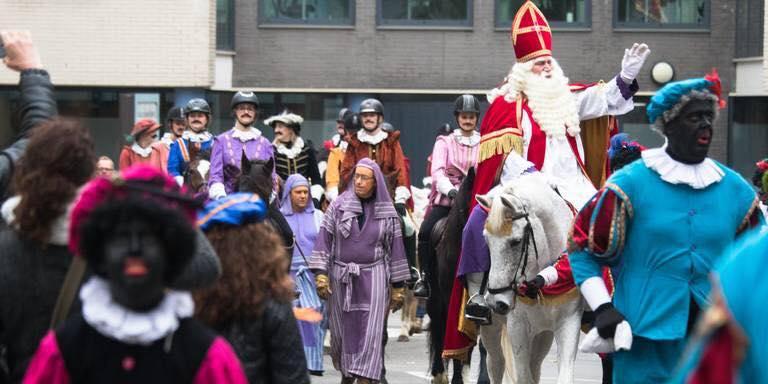 Sinterklaas optocht