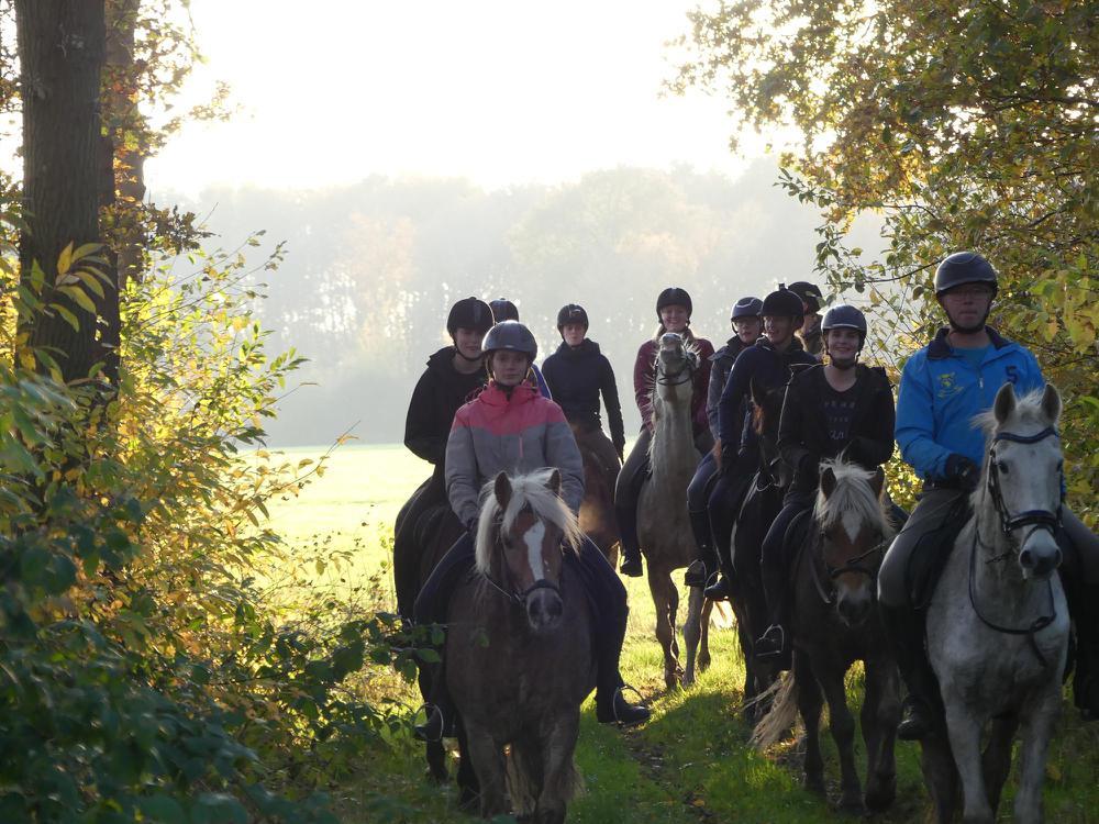 Hubertus ride